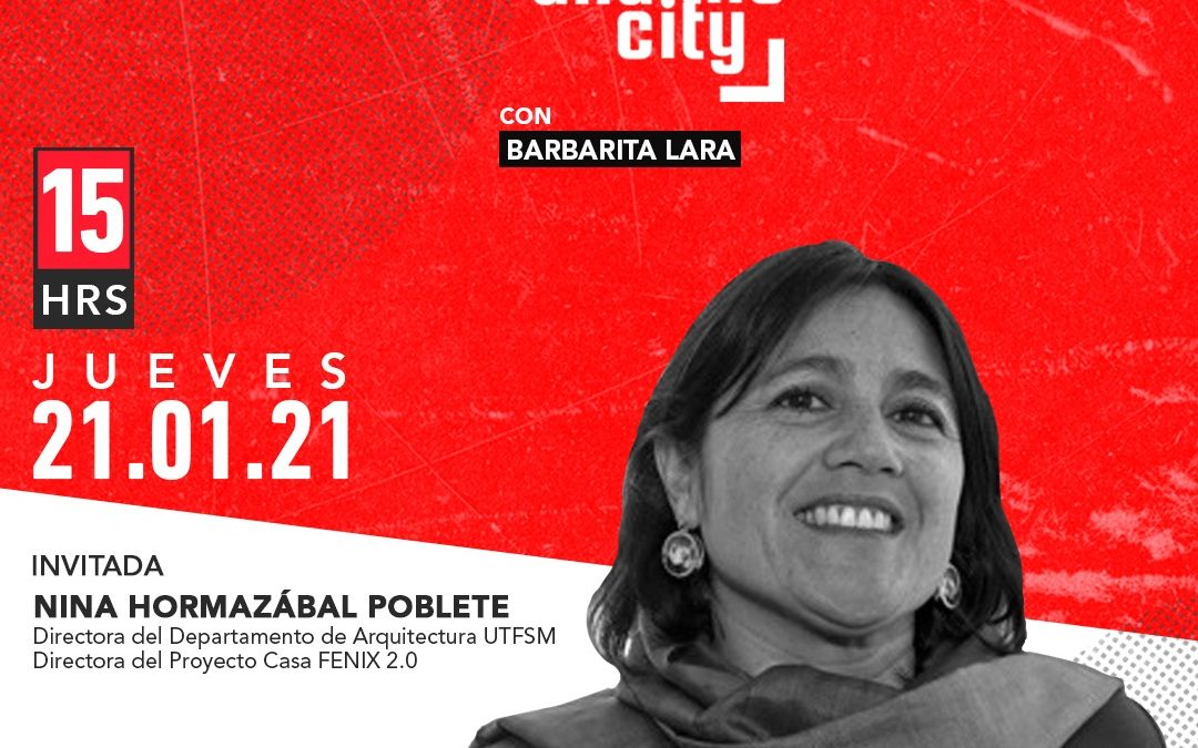 Nuestra Directora Nina Hormazábal hablará sobre la Iniciativa FENIX en TXS Radio